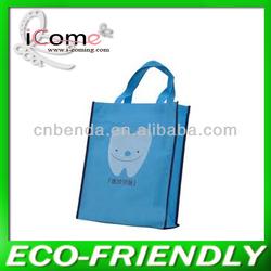 Non woven cheap bags/pp carry bag/raw material for non woven bags