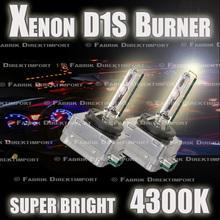 Xenon D1S Burner HID Bulp Lamp Headlamp Light 12V 24V 4300k 6000k 8000k 12000k for BMW Volva Honda and other cars