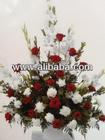 carnetion ,Lilium.solidago,roses