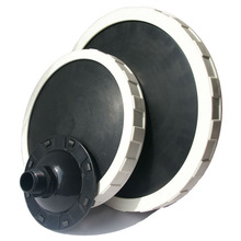 RSD diffuser for water submersilbe insallation over 6 meter depth