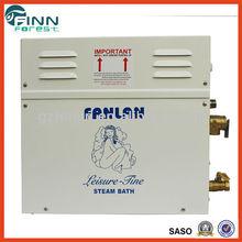 De China fábrica ventas directamente baño de vapor 9kw modelo del motor de vapor