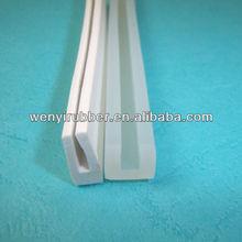 door edge protective rubber seal