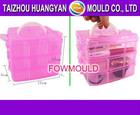 OEM custom moulded plastic cosmetic case manufacturer
