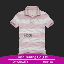 Classic Design Man Blank Polo Shirt