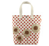 2014 Hot big cute swagger canvas tote bag travelling handbag