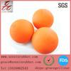 rubber fitness ball
