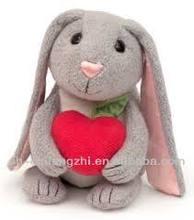 bunny plush toy, stuffed rabbit