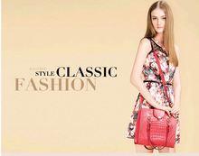 2014 New Arrival Fashion High Quality PU Genuine Leather handicraft