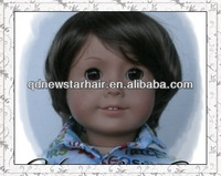 Wholesale Price Synthetic Short Boy Doll Wig