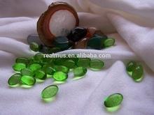 raw aloe vera capsule herb medicine