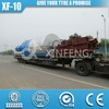 2014 Eco friendly Best Selling pyrolysis oil filtering plant
