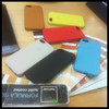 1:1 as official leather case for iphone 5 with logo