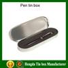 New design tin pencil box pencil case tin