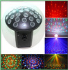 romet crystal magic disco rgb led ball light