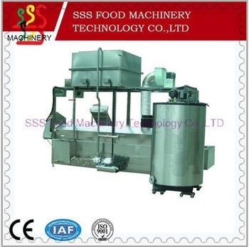 frying machine for potato chips, fish steak, frozen food etc