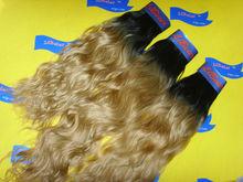 Top grade virgin hair weaving filipino hair weave two tone filipino natural wave hair