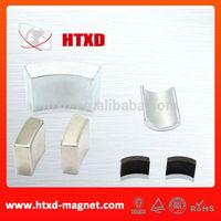 High Performance Sintered Neodymium Magnet neodymium dc motor