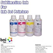 Sublimation Inkjet Ink