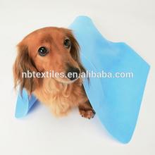 Microfiber pet bath towel