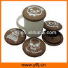 new design silicone coffee cup lid