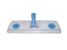 Plastic Microfiber Cleaning Dust Flat Mop Frame