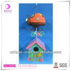 High Quality Home Decorative Resin Birdhouse