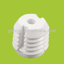 hot sale M4 Nylon PA plastic furniture fasterning nuts with high quality (N3111)