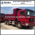 shacman f2000 dump truck 6x4 arena volquete camión volquete
