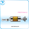 Best seller tank series e-cigarette atomizer protank clear atomizer protank 2 glass replacement