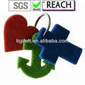 promosyon hediye kaliteli özelleştirilmiş logo el yapımı keçe anahtarlıklar