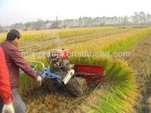 New design rice and wheat swather machine