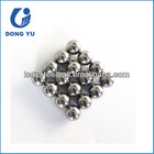 15.875mm 5/8'' bearing steel ball/chrome steel ball G64 used in car