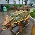 Dragon Garden jogos de Pedopenna parque do dinossauro