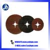 industrial abrasive fiber disc for metal or nonmetal