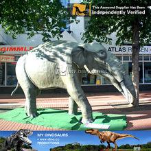 My Dino-Animatronic animal fiberglass african elephant art
