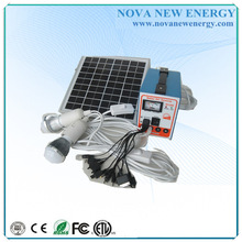 Highly Effective Portable solar system Solar Power Generator with solar panel factory prices