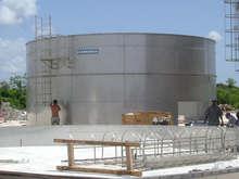 Treated Effluent Storage Tanks
