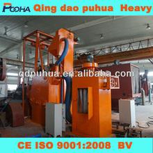 in china 2013 Q32 series Shot Blast Machine sandblaster used