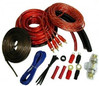 New AV Amplifier Wiring Kit With High Quality+RCA Cable