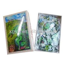Custom Small Jigsaw Puzzle With High Quality (XG-PZ-016)