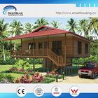 light steel framing wooden house
