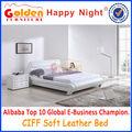 G995# promoção de natal preço cama de madeira maciça moldura para venda