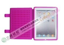 High quality Laptop silicone case for i*Pad