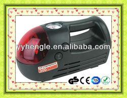 3 in 1 plastic air compressor air pump tire inflator