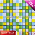 Carreaux de verre mosaïque hg-z975 arabesque