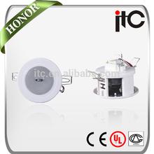 ITC T-103C 3 inch 3W Mini Ceiling Speaker with Spring Clip