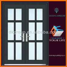 Venta de la fábrica nuevo diseño de la mancha de vidrio para puerta