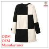 girls high quality woolen long style korea winter coats