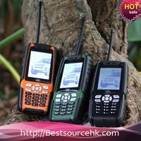 Factory Price IP67 Waterproof Walkie Talkie Rugged Mobile Phone L8