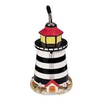 Stripde Lighthouse Ceramic Oil and Vinegar Bottle